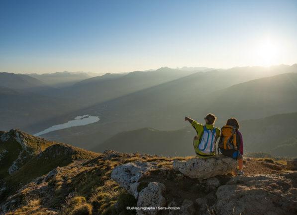 Pic de Morgon ©LeNaturographe / Serre-Ponçon