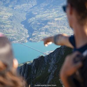 Vue sur Savines-le-Lac ©LeNaturographe / Serre-Ponçon