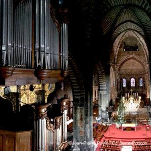 Orgues Cathédrale Notre-Dame