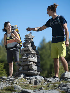 Mountain guides and leaders